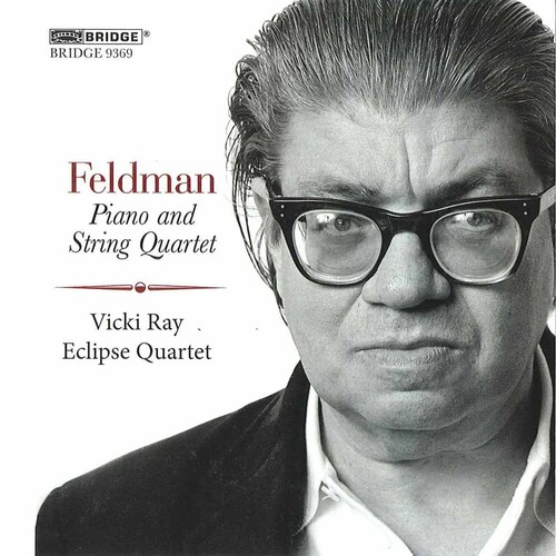 Morton Feldman: Piano & String Quartet