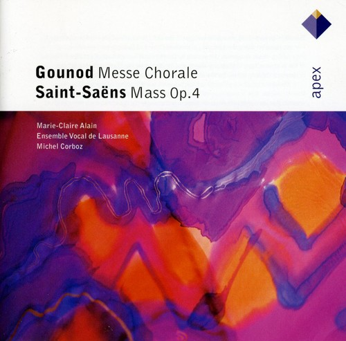 Messe Chorale & Mass Op4