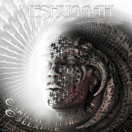 Meshuggah - Contradictions Collapse [Limited Edition White 2LP]