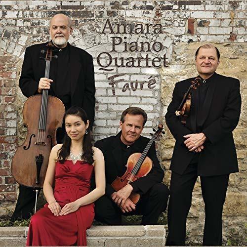 Amara Piano Quartet Plays Faure