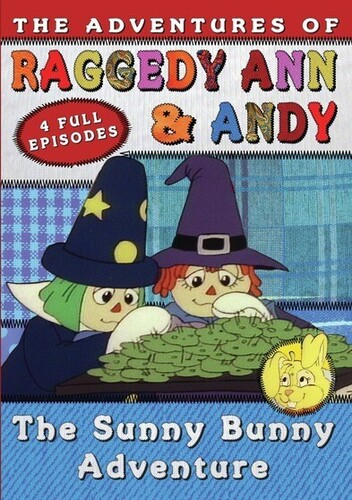 Raggedy Ann And Andy: Sunny Bunny Adventure