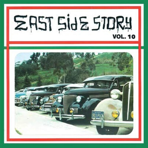 East Side Story Volume 10
