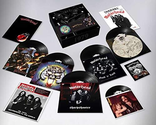 Motorhead - Motorhead 1979 [Box Set]
