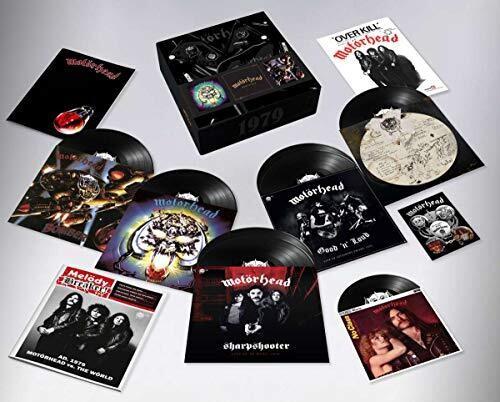 Motorhead 1979 (box Set)
