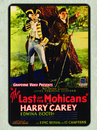 The Last of the Mohicans (1932)