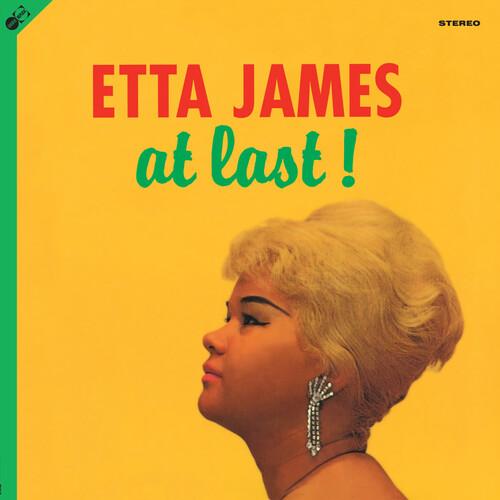 Etta James - At Last [180-Gram Vinyl With Bonus CD Featuring Bonus Tracks]