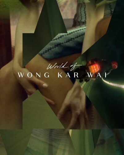 World of Wong Kar Wai (Criterion Collection)
