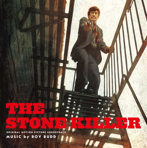 The Stone Killer (Original Soundtrack) (Red Vinyl)