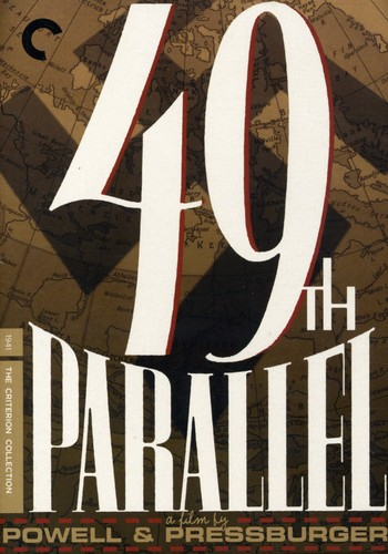 Criterion Collection: 49th Parallel [B&W] [Dolby]