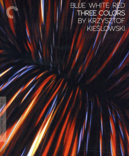Blue, White, Red: Three Colors by Krzysztof Kieslowski (Criterion Collection)
