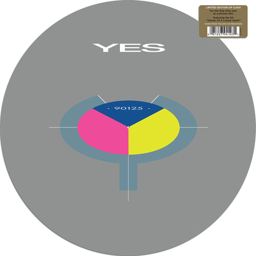 90125 (Picture Disc)