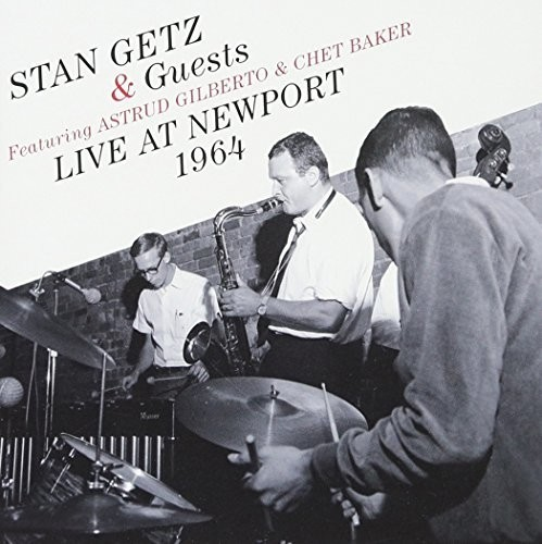 & Guests: Live At Newport 1964 [Import]