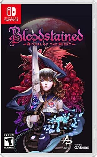 - Bloodstained: Ritual of the Night for Nintendo Switch
