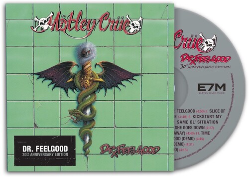 Motley Crue - Dr. Feelgood (30th Anniversary Edition)