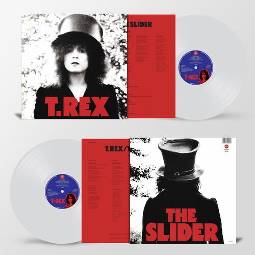 Trex - Slider [Clear Vinyl]