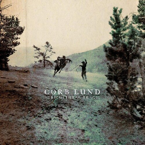Corb Lund - Agricultural Tragic [Indie Exclusive Limited Edition Coke Bottle Clear LP]