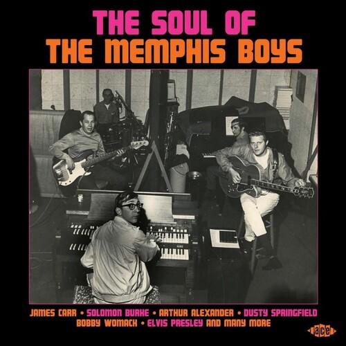 Soul Of The Memphis Boys /  Various [Import]
