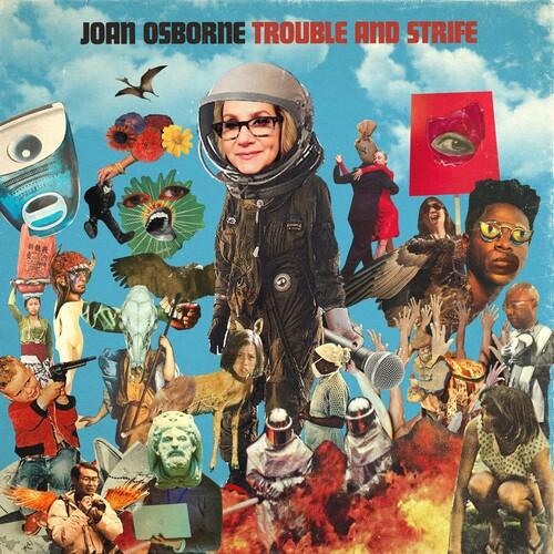Joan Osborne - Trouble And Strife
