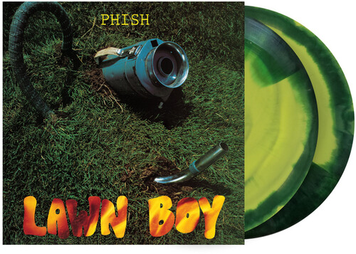 Phish - Lawn Boy (Olfactory Hues Version) [Colored Vinyl] (Grn)