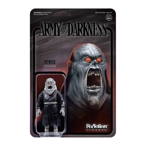 ARMY OF DARKNESS WAVE 2 - PIT WITCH (MIDNIGHT)