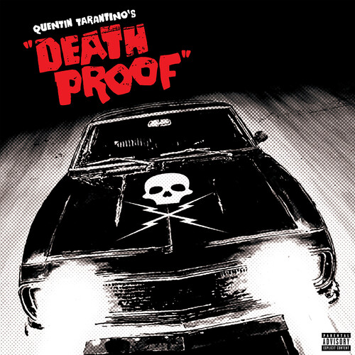 Quentin Tarantino's Death Proof / O.S.T. (Blk) - Quentin Tarantino's Death Proof / O.S.T. (Blk)