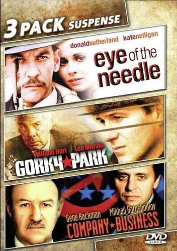 Eye of the Needle /  Gorky Park /  Company Business