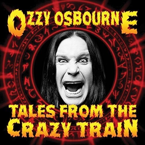 Ozzy Osbourne-Tales From the Crazy Train