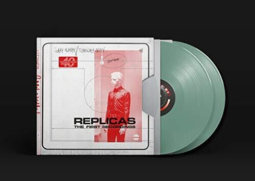 Gary Numan - Replicas - The First Recordings [Colored Vinyl] (Grn)