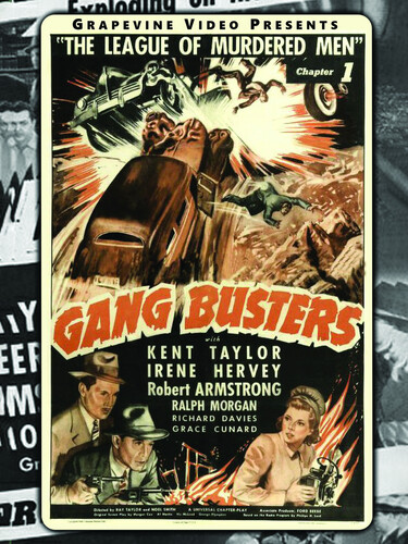 Gang Busters (1942)