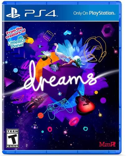 Ps4 Dreams - Dreams for PlayStation 4