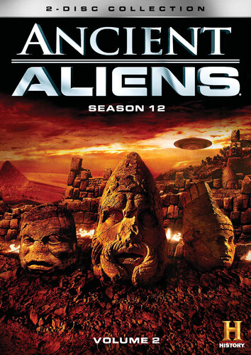 Ancient Aliens: Season 12 Volume 2