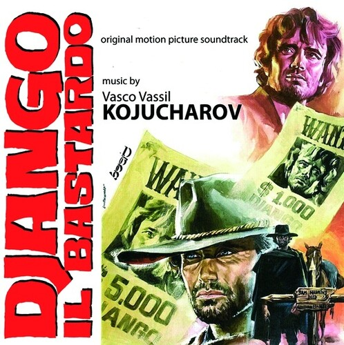 Django Il Bastardo (Django the Bastard) (Original Motion Picture Soundtrack) [Import]