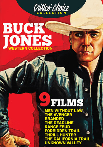 Buck Jones Western Collection