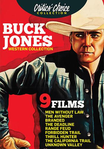 Buck Jones Western Collection