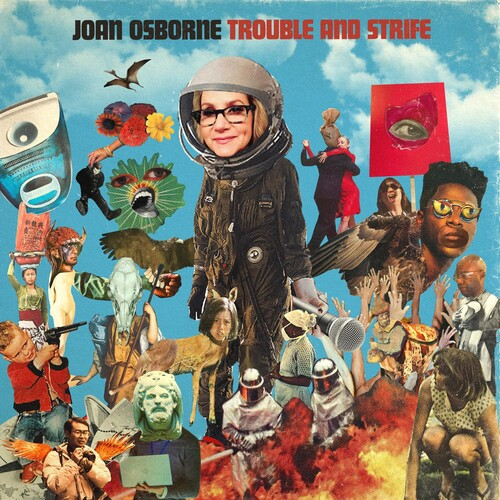 Joan Osborne - Trouble And Strife [LP]