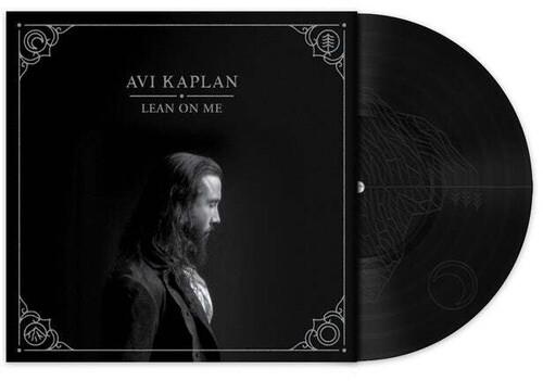 Avi Kaplan - Lean On Me EP [Indie Exclusive Limited Edition 12in Etched Vinyl]