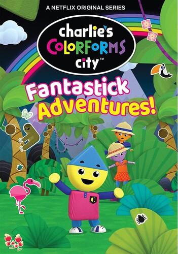Charlie's Colorforms City: Fantastical Adventures