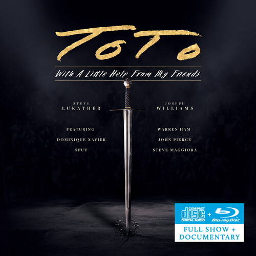 With A Little Help From My Friends (Blu-ray w/  CD)
