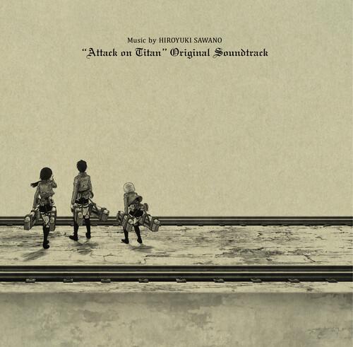 Attack on Titan Season 1 (Original Soundtrack)