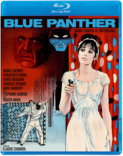 Blue Panther (aka Marie-Chantal vs. Doctor Ka)