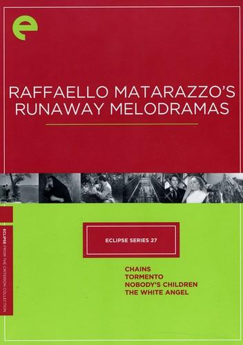 Raffaello Matarazzo's Runaway Melodramas (Criterion Collection - Eclipse Series 27)