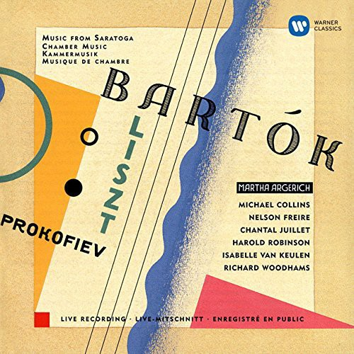Bartok: Contrasts Etc.