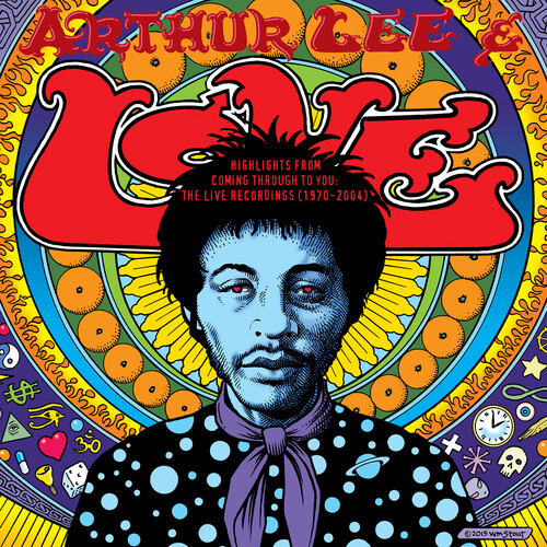 Arthur Lee and Love - Coming Through You