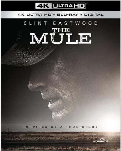 Mule [4K Ultra HD Blu-ray/Blu-ray]