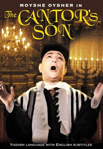 The Cantor's Son