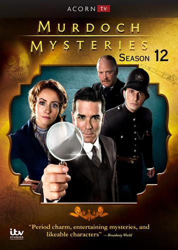 Murdoch Mysteries: Season 12