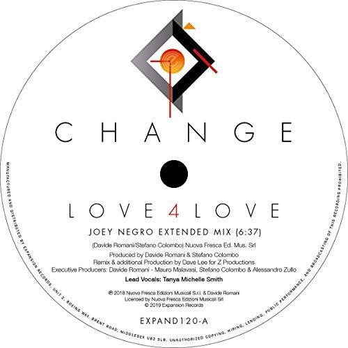 Love 4 Love (Joey Negro Extended Mix) [Import]