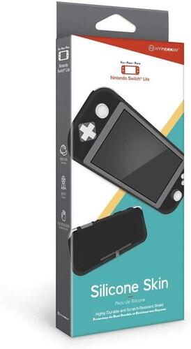 - Hyperkin Silicone Skin for Nintendo Switch Lite (Black)
