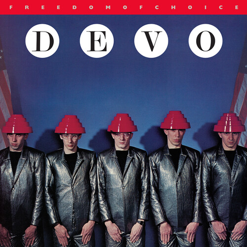 Devo - Freedom Of Choice [SYEOR 2020 White LP]