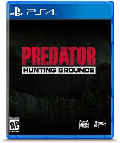 Ps4 Predator: Hunting Grounds - Predator: Hunting Grounds for PlayStation 4